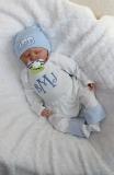 پوشاک بیمارستانی مخصوص نوزاد