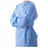 لباس یکبار مصرف بیمارستانی