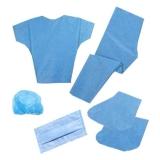 تولیدکننده لباس یکبار مصرف بیمارستانی