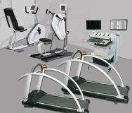 دستگاه تست ورزشی مدل AST