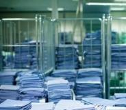 تولید لباس یکبار مصرف بیمارستانی