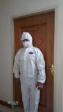 لباس یکبار مصرف tyvek -لباس کاورال coverall
