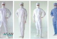 تولید لباس یکسره ایزوله و گان وانواع لباس یکبار مصرف بیمارستانی