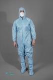 لباس آنتی استاتیک - لباس اتاق تمیز - لباس کلین روم