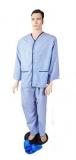لباس بیمار مردانه یقه هفت